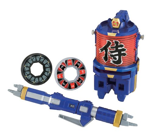 Power rangers Bandai samurai sentai shinkenger DAIGOYOU Megazord DX
